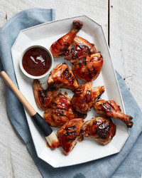 Grilled BBQ Chicken: How to Get Juicy Meat and Smoky Flavor
