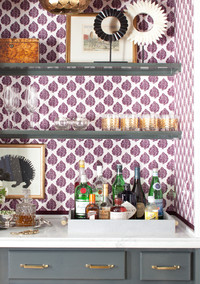 How to Turn a Closet into a Home Bar (Also Known as Best Idea Ever)