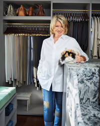 Of Course, Martha's Closet is This Perfect