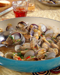 Oysters, Mussels & Clams Recipes