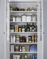 The Right Way to Store Pantry Essentials (Even If You Don't Have a Pantry!)