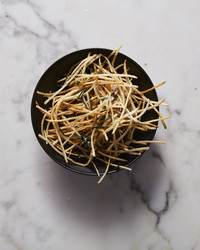 rosemary shoestring fries