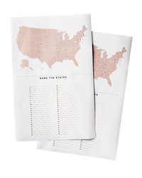 Print and Play Our United States Capitals Trivia Game