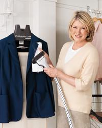 Martha's Secrets to Keep Clothes Looking Good