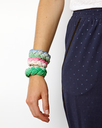 How to Dip-Dye Your Sailor Bracelet