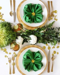 Host a St. Patrick's Day Lunch of Healthy Greens