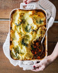 colcannon shepherds pie