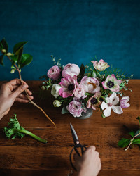 The Most Essential Flower-Arranging Tools