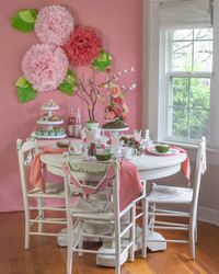 Host a Pretty-in-Pink Mother's Day Brunch