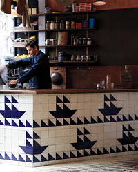 Into the Blue: Chef Camille Becerra and Restaurant Navy Soho