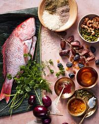"Martha's Arabian Gulf Recipes from ""Cooking School"""