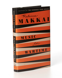 "Summer Book Club: ""Music for Wartime"""