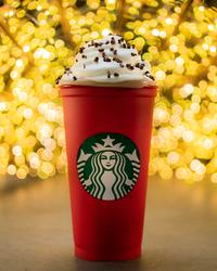 Starbucks is Giving Away Reusable Holiday Cups