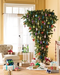 Yes, You Can Have an Upside-Down Christmas Tree (Here's How!)