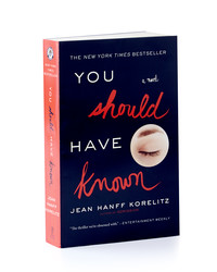 "October Book Club: ""You Should Have Known"""