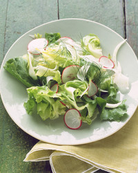 Fennel, Escarole, and Radish Salad