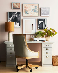 Transform Any Space Into a Home Office