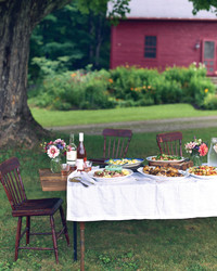 Chef Erin French's Farm-to-Table Dinner Party Menu