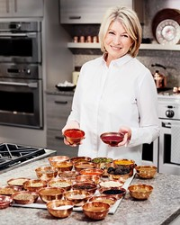 "Exclusive: The New ""Martha Stewart's Cooking School"" Premieres This Weekend and We Have the Recipes"
