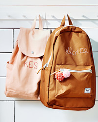 Stash with Style! These Personalized Backpacks Are Perfect for Back-to-School