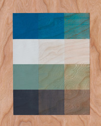How to Make Your Own Colored Paint Washes for Wooden Surfaces