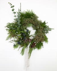 The Modern, Bohemian Wreath of Your Dreams