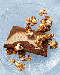 Chocolate-Peanut Butter Semifreddo