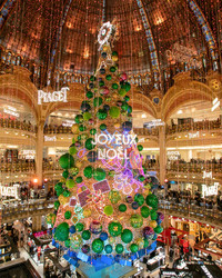 12 of the Most Magical Christmas Trees Around the World