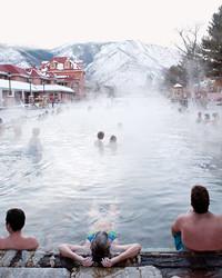 Six Geothermal Pools to Visit in the U.S.