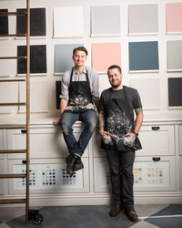 Meet the Brothers Behind Portola's Eco-Friendly Paint Colors and Glazes