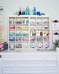 5 Habits of Highly Organized Crafters