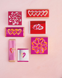 Candy Wrapper Valentines