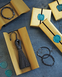 Tie Your Own Horsehair Tassels