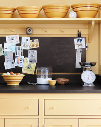 Magnetic Chalkboard How-To