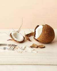 The Best Way to Crack Open a Coconut