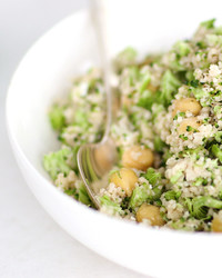 Broccoli Deserves More Love; Try It Raw in This Easy, Protein-Packed Salad