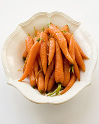 Carrots with Ginger and Honey