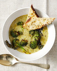 Potato Broccoli and Cheddar Soup