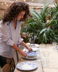 Maman's Elisa Marshall Shares Her Tips for Hosting a Dinner Party