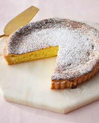lemon souffle on board