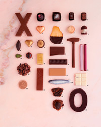 DIY Chocolate Sampler for Valentine's Day