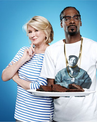 It's a French Feast with Martha and Snoop Tonight