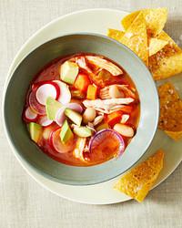 奇波特鸡与White Bean Soup