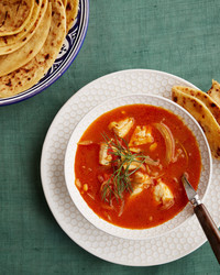 curried swordfish stew
