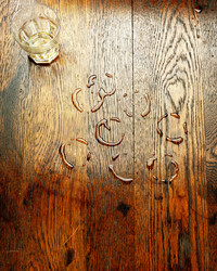 How to Fix Surface Scratches and Stains on Wooden Furniture
