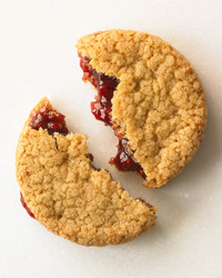 holiday handbook 2011 raspberry ginger cookie
