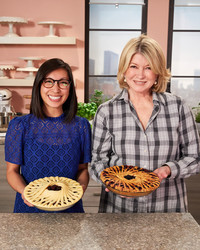 Lokokitchen's Intricate Pies Have Martha's Full Attention