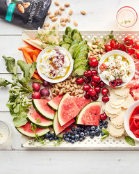 This 4th of July, Celebrate with a Very Patriotic Appetizer Tray
