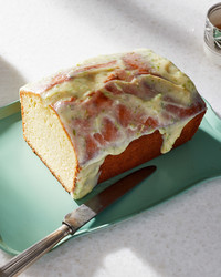 condensed milk poundcake martha bakes