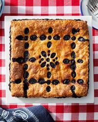 blueberry bandanna tart martha bakes